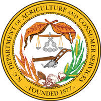 NCDA&CS seal